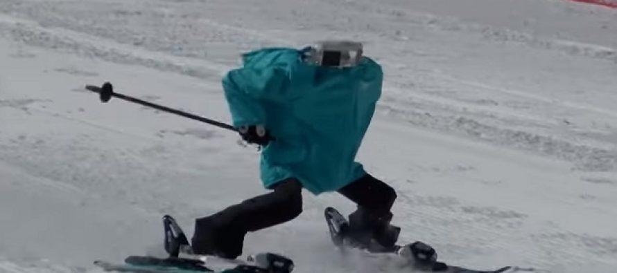 Roboti- skijaši: Olimpijske igre nisu više samo za ljude!