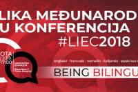 Edukatori, dođite na veliku internacionalnu edu konferenciju o bilingvalnom obrazovanju #LIEC2018