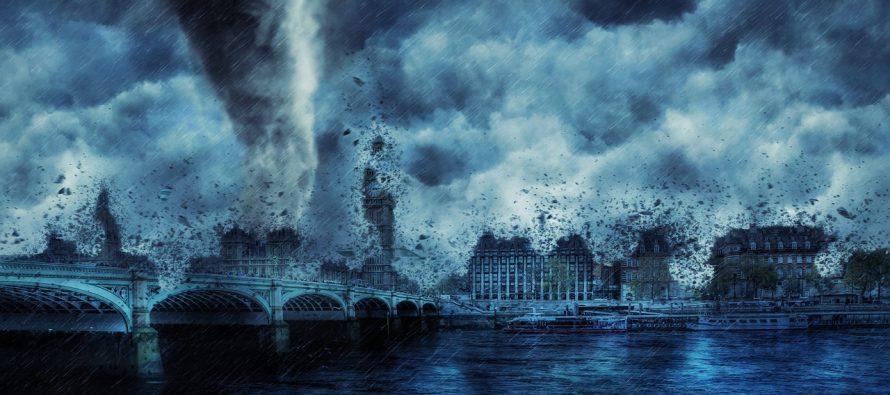 Velika tropska oluja – Uragan