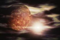 Tamne mrlje na Veneri
