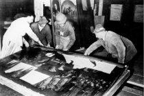 Ko su bili čuvari umetnina u toku rata?