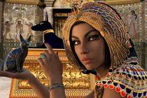 Egipatska kraljica Kleopatra