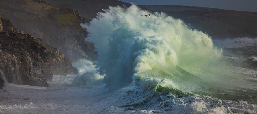 Uočen najveći talas južne hemisfere