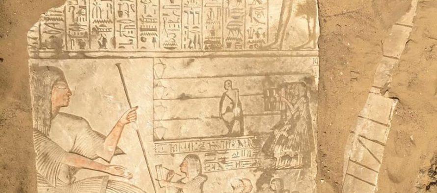 Otkrivena grobnica staroegipatskog generala