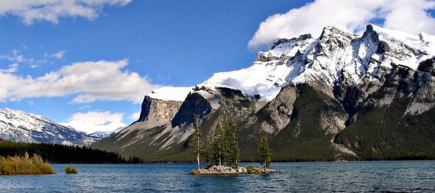 Šta krije kanadsko jezero?