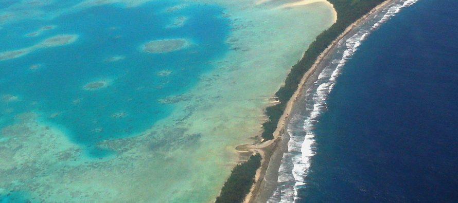 Ovo ostrvo na Pacifiku ne tone, već raste!