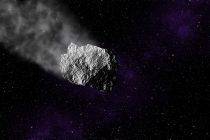 Japanska sonda sletela na asteroid!