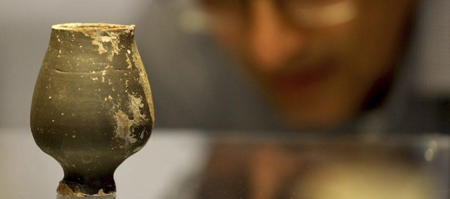 Otkrivena šminka iz trećeg veka!