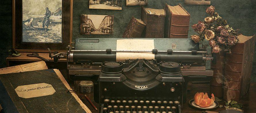 Pisaća mašina kroz istoriju
