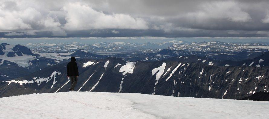 Smanjio se najviši vrh Švedske?