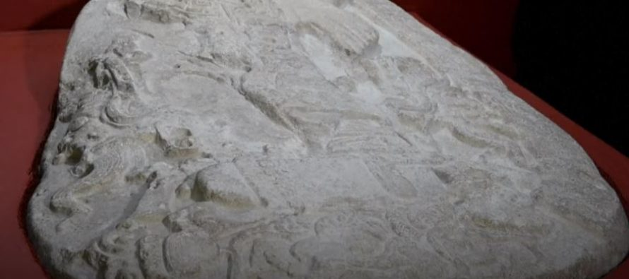 Otkriven kameni oltar star 1500 godina!