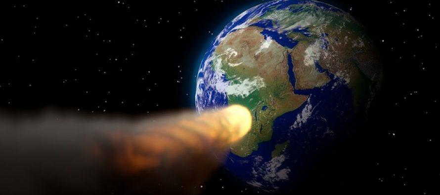 Udar asteroida razlog postojanja čovečanstva?