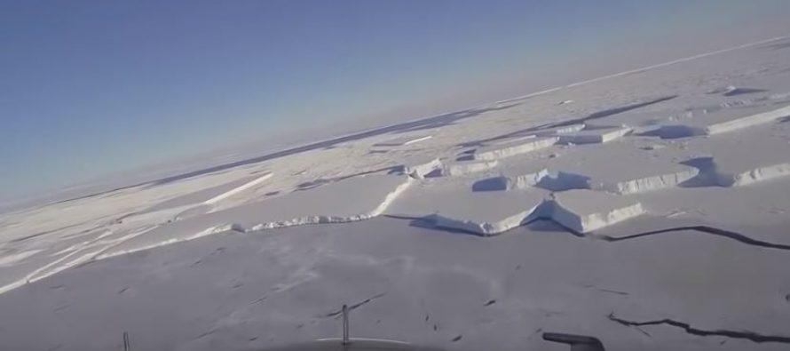 Dve milijarde tone leda otopilo se na Grenlandu za samo jedan dan!
