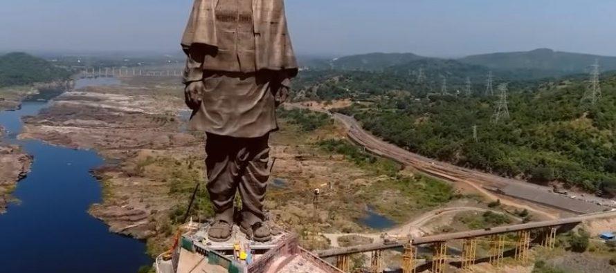 Statua jedinstva u Indiji biće najviša statua na svetu!