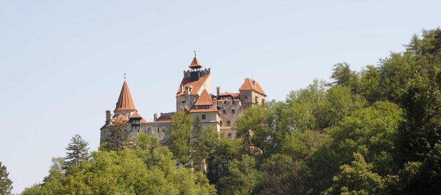 Drakulin zamak je ustvari dom dostojan jedne princeze?