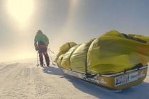 Ovaj Amerikanac je prvi čovek koji je sam prešao Antarktik!