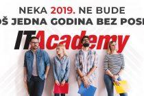 ISKORISTITE DO 900€ POPUSTA za školovanje na ITAcademy i napravite plan za uspešnu IT karijeru