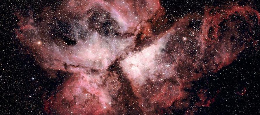 Naučnici slučajno otkrili malu usamljenu galaksiju