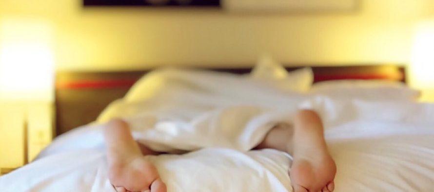 Jednostavan trik koji vam može pomoći da zaspite za manje od minut