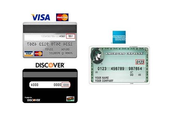 CSC broj na platnim karticama