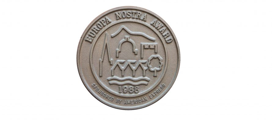 Konkurs za nagradu Evropske unije za kulturno nasleđe: Nagrade Europa Nostra