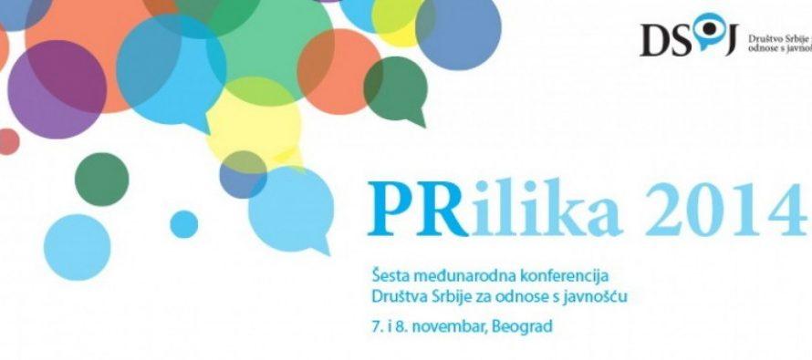 Konkurs za takmičenje PRilika 2014