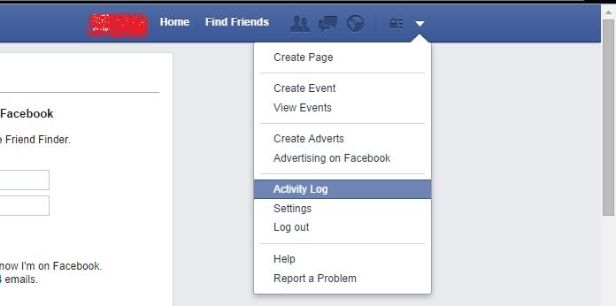 drugi korak - activity log