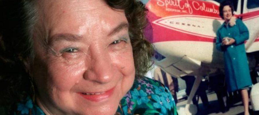 Umrla prva žena pilot koja je obišla svet