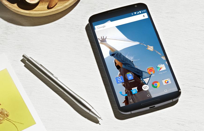 Izgled novog Neksus 6 uređaja. Foto: Google