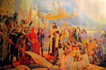 Vraćena slika cara Dušana u muzej