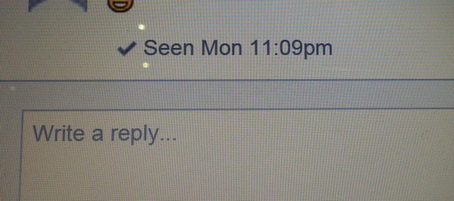 "Kako isključiti ""Seen"" opciju na Fejsbuku"