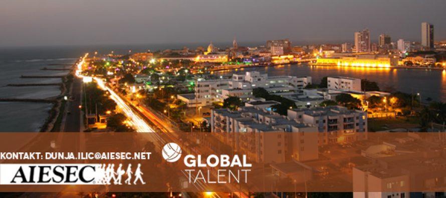 Stručna plaćena praksa – El Centro Colombo Americano