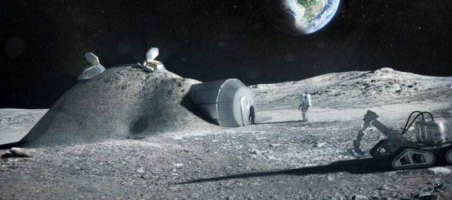 """Naučnici napravili """"svemirske cigle za kuće na Mesecu!"""