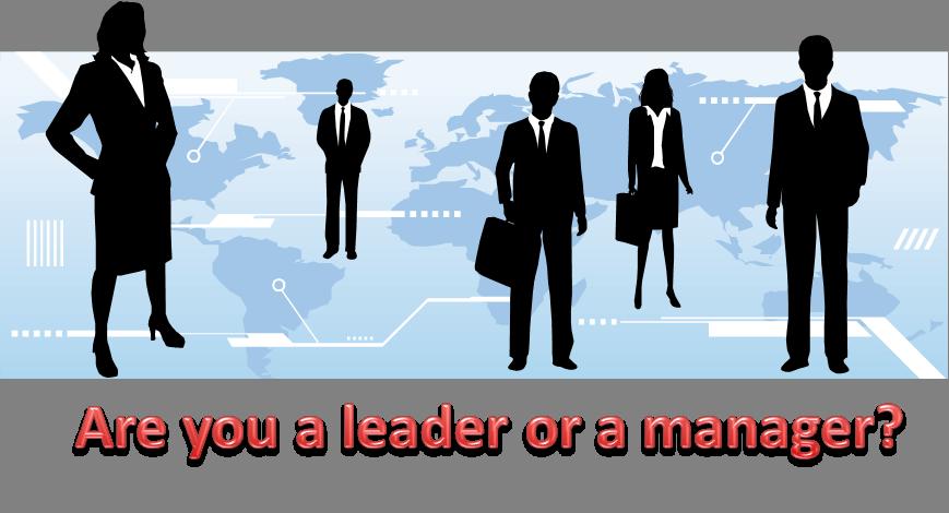 lideri i menadzeri