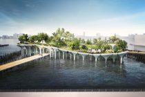 Futuristički park u središtu Menhetna