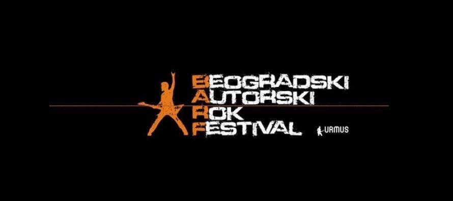 U petak četvrti BARF – Beogradski autorski rok festival
