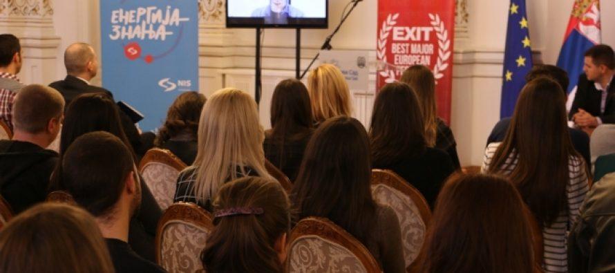 Novi Sad kandidat za prestonicu mladih