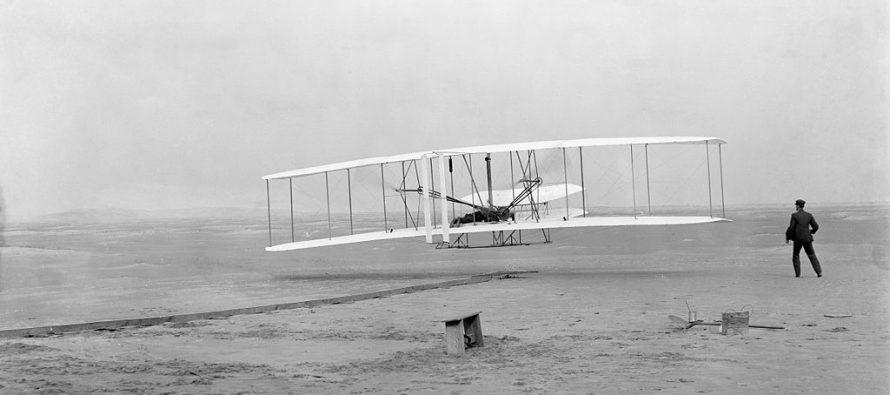111 godina od prvog uspešnog leta