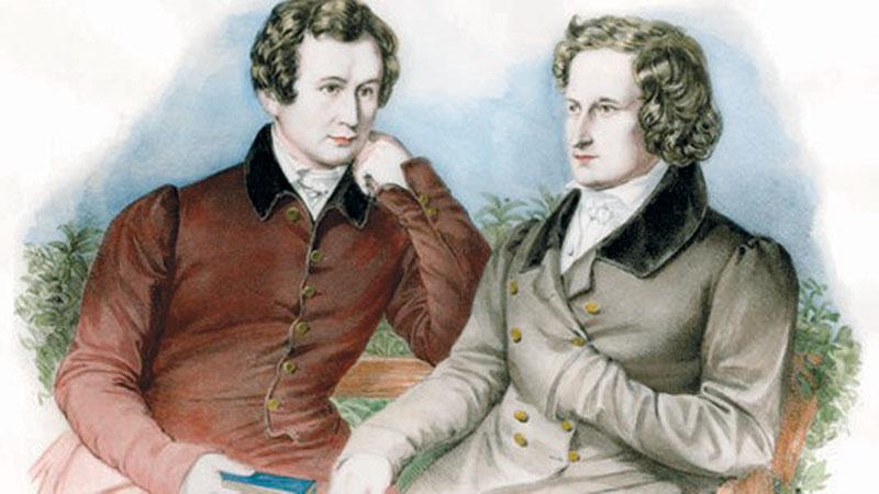 Braća Grim - Jakob i Vilhelm