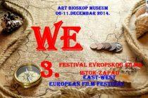 """Počinje festival evropskog filma """"Istok – Zapad"""""""