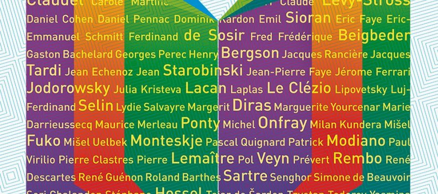 Prodajno – izložbeni salon knjiga frankofonih autora