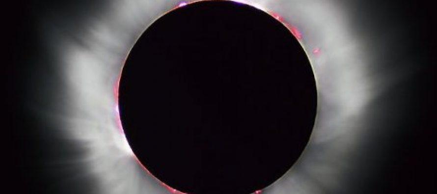 Pogledajte najstariji snimak pomračenja Sunca