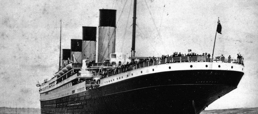 Pismo jedine preživele nesreću na Titaniku prodaje se na aukciji