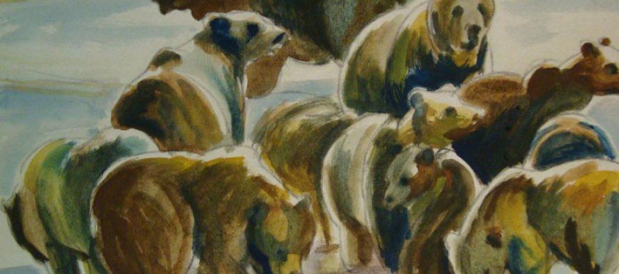 Otvoren konkurs za učešće na IV Bijenalu akvarela malog formata