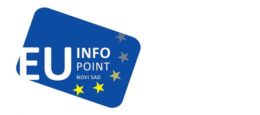 Predstavljanje internet portala EU Bookshop u Novom Sadu