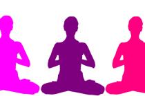 Joga meditacija u Volonterskom centru Vojvodine