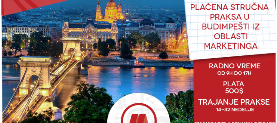 Plaćena praksa u Mađarskoj