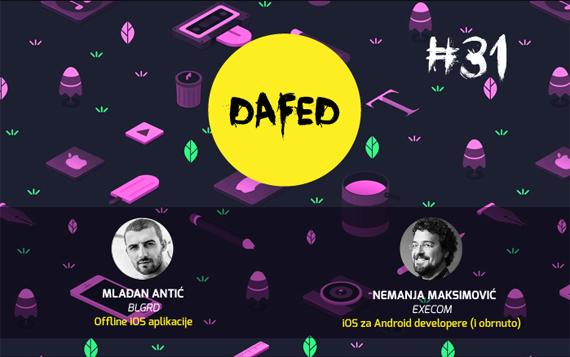 DaFED-predavaci