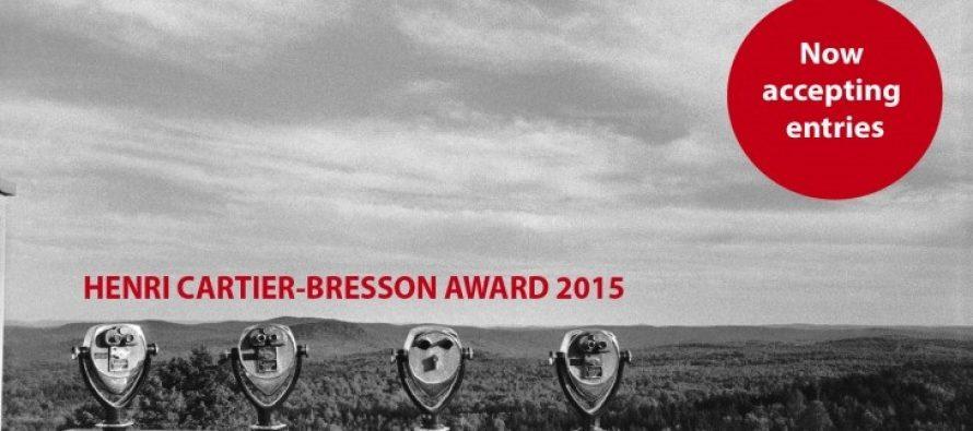 Konkurs – Henri Cartier Bresson nagrada za fotografiju