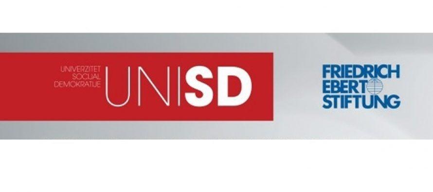 """Prijavljivanje za kurs """"Univerzitet socijaldemokratije 2015"""""""